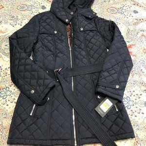Tommy Hilfiger navy jacket. New!